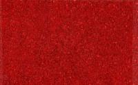 Colored aquarium gravel for Tadpole Shrimp Red 1 kg