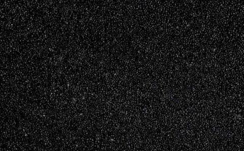 Farbiger Aquarienkies für Urzeitkrebse Schwarz 3 Kilogramm