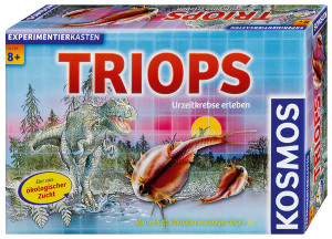 Triops Urzeitkrebse erleben von Kosmos