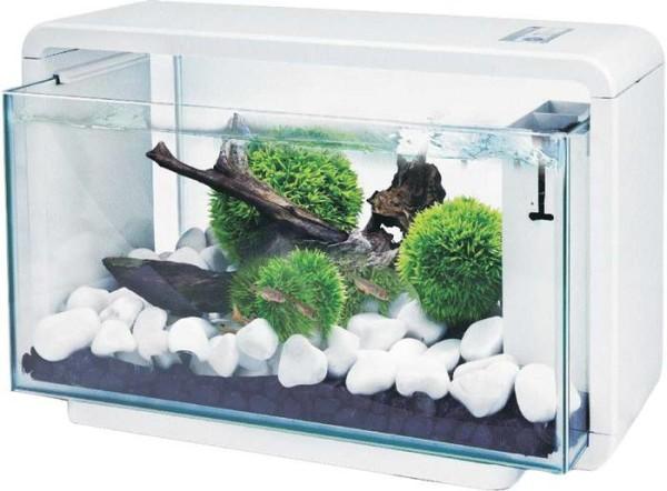 Hailea Aquarium-Set 25 Liter sehr edel