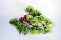 Decoración plástica del árbol de los bonsais de la planta