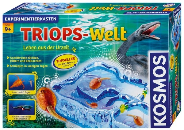 Triops World - Life from the prehistoric times