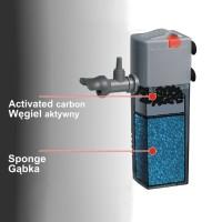 Happet Orca 250 compact internal aquarium filter