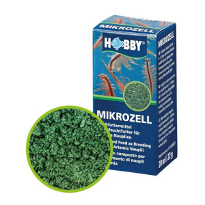 Hobby microcell compound feed
