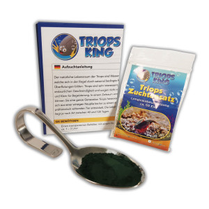 Triops Longicaudatus Arizona Starter Kit