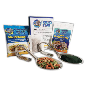 Triops Longicaudatus Arizona Starter Set Plus