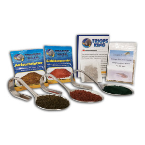 Triops Longicaudatus Black Starter Set Ultra