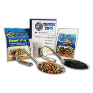 Triops Cancriformis Germany Starter Set Plus