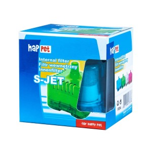 Filtro interno Hap Pet S-Jet verde