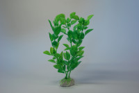 Artificial Plant 15 cm Aquarium Deco green
