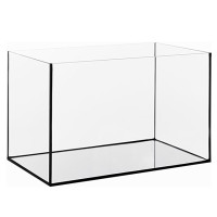 Glass aquarium for tadpole shrimp