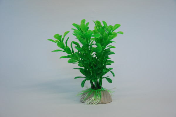 Artificial plant 10 cm aquarium decoration green
