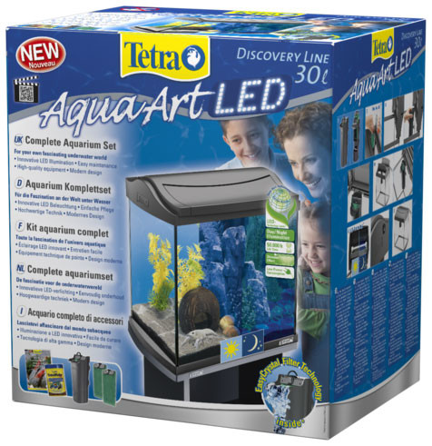 Tetra AquaArt LED Aquarium