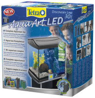 Acuario LED Tetra AquaArt