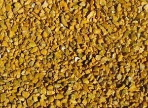 Colomi Selbstreinigender Bodengrund Goldrush